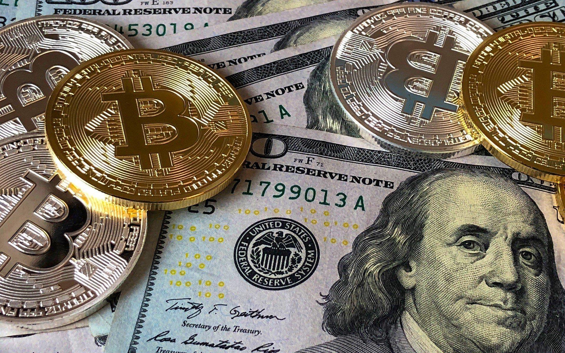 Стоимость Bitcoin превысила $16 тысяч