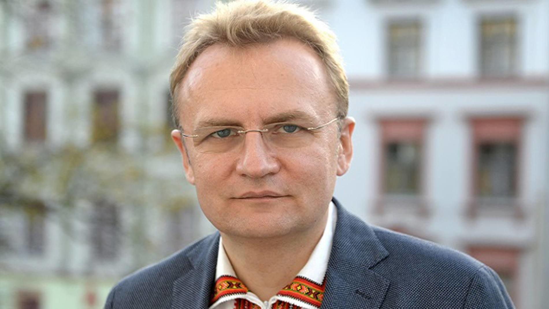 Порошенко проиграл Львов Садовому