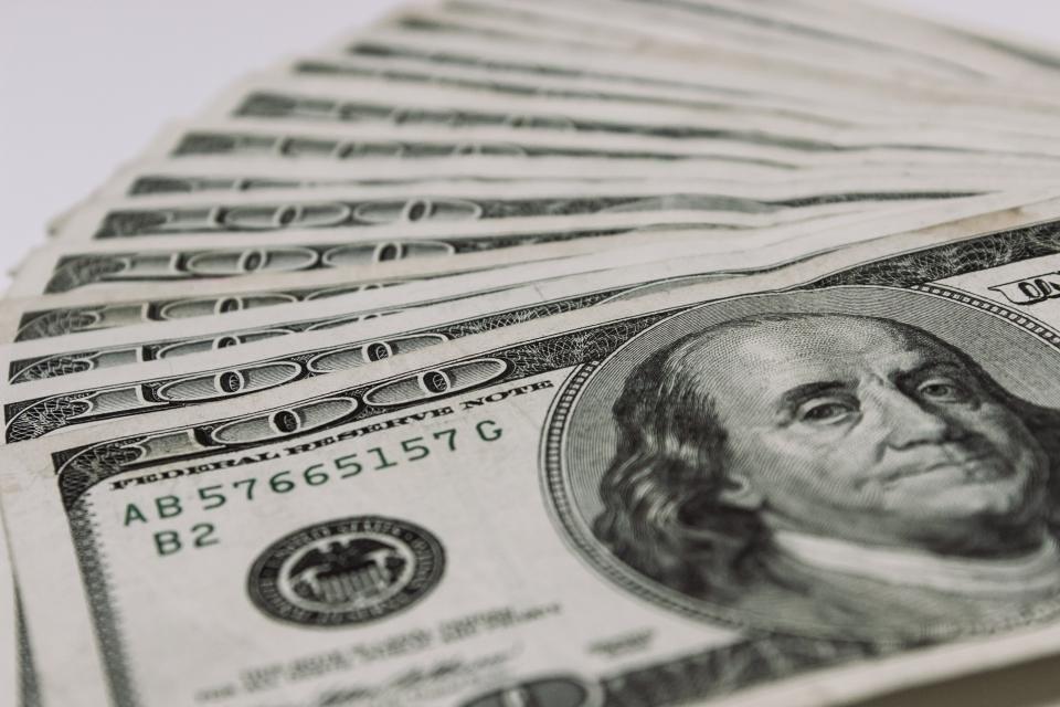 Курс валют в банках Краматорска на понедельник, 23 ноября