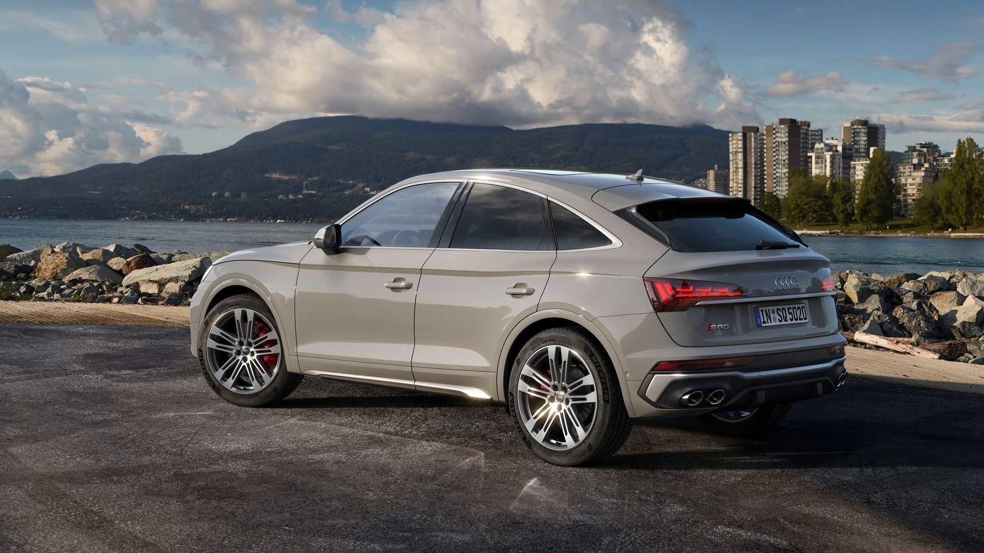 Кроссовер Audi SQ5 получил дизельный двигатель