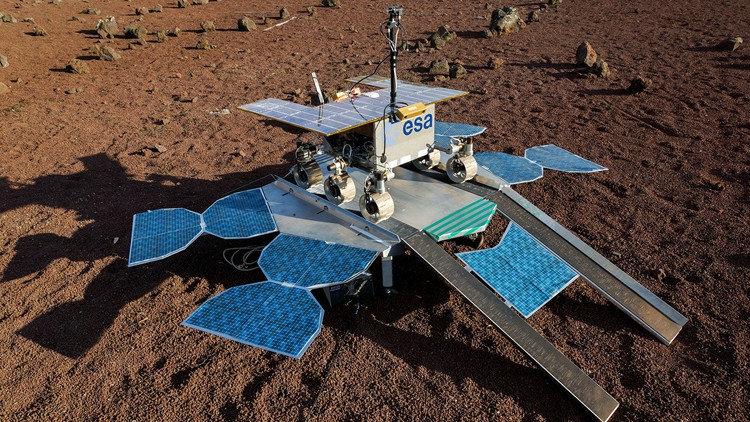 ESA испытала новую парашютную систему