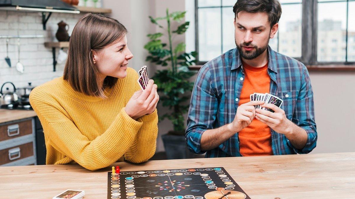 Лучшие варианты настольных игр для двоих