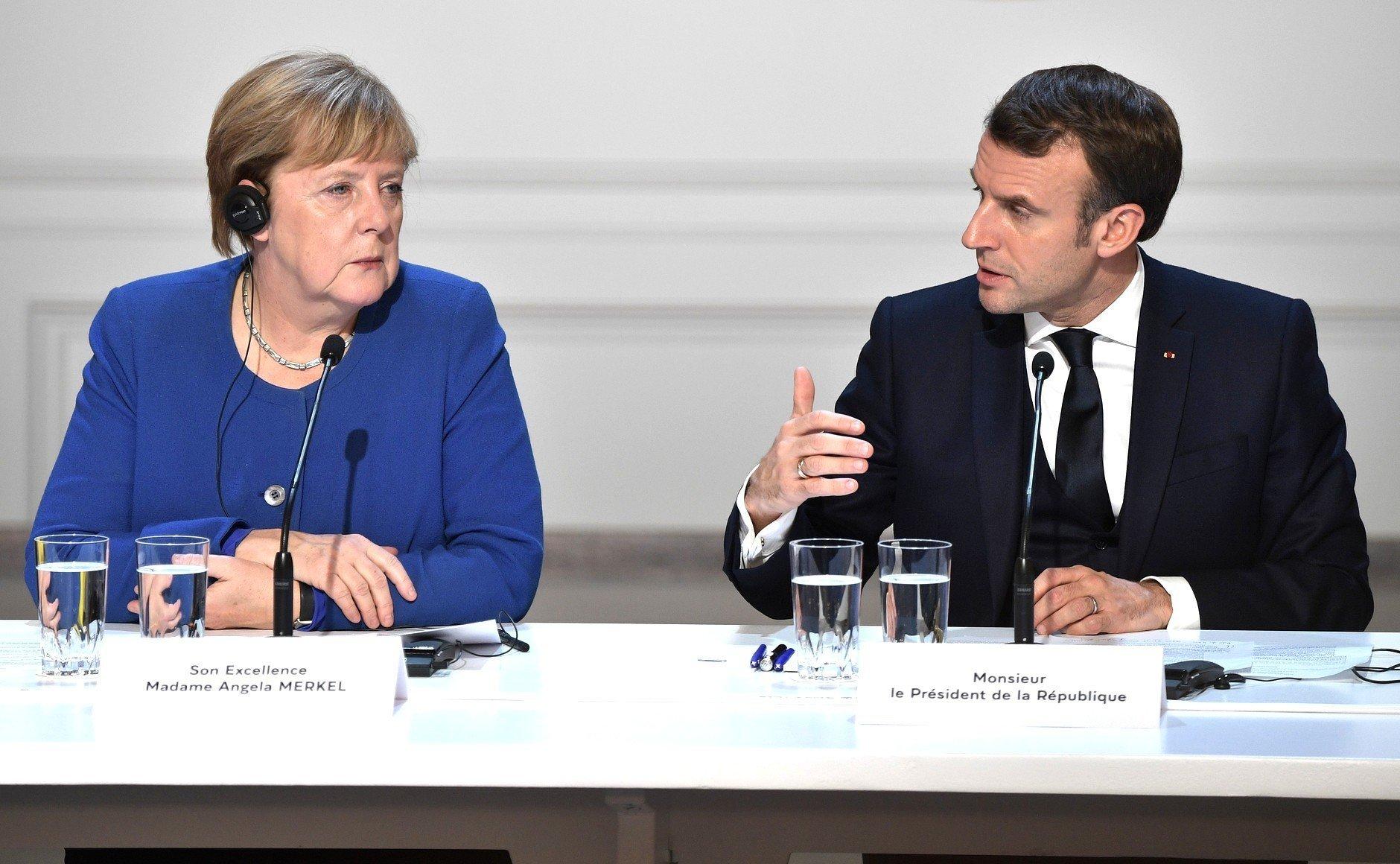 Опубликован рейтинг доверия жителей ЕС к лидерам