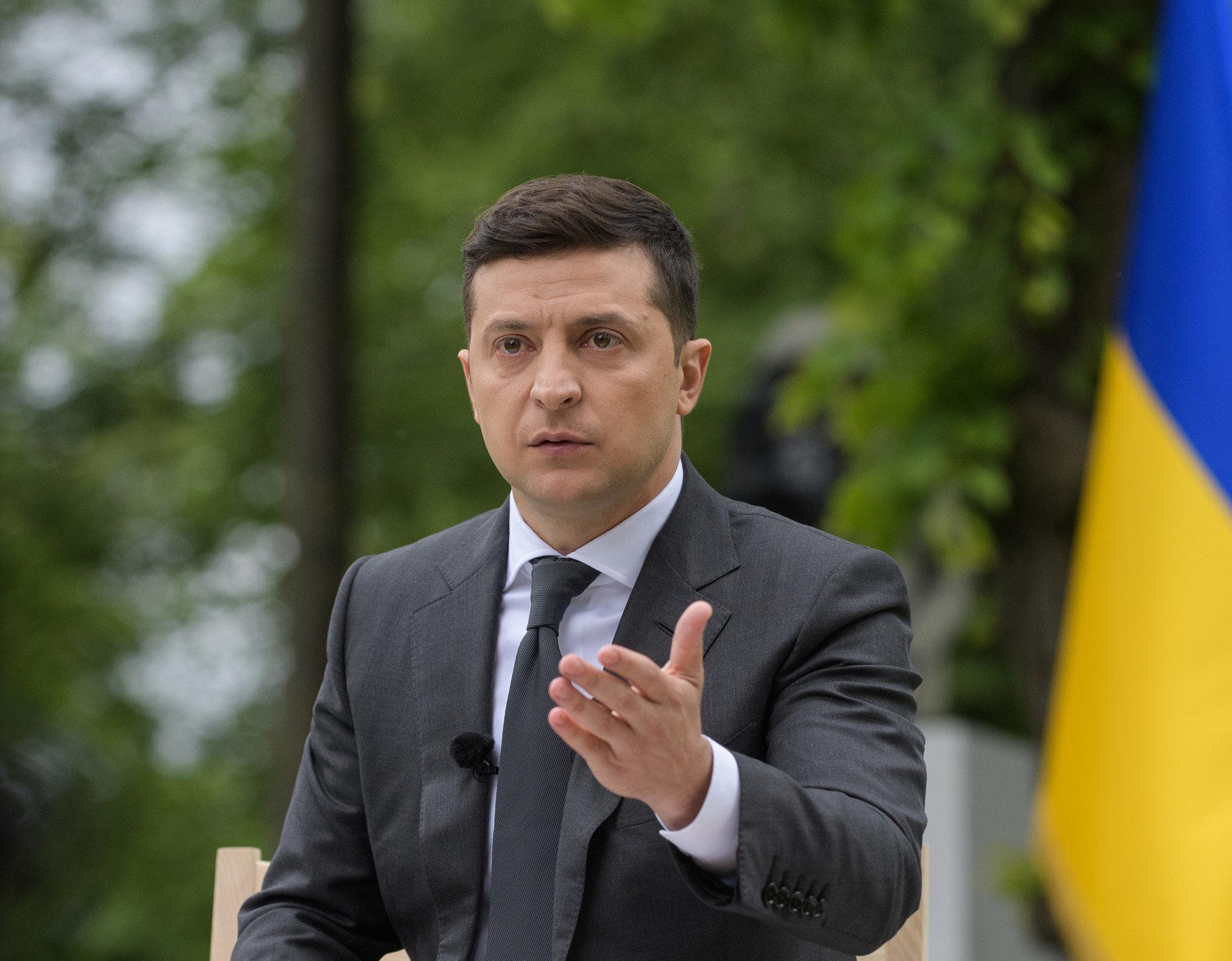 Зеленский возглавил рейтинг доверия к украинским политикам