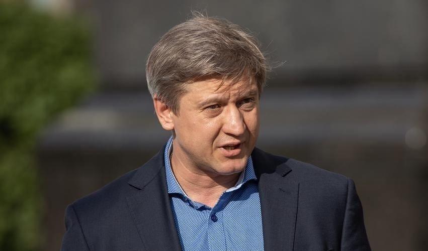 """Рябошапка, Данилюк и Климкин будут """"укреплять государство"""""""