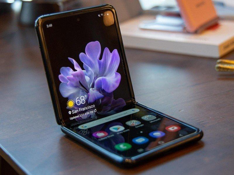 Ключевые характеристики Samsung Galaxy Z Flip 3