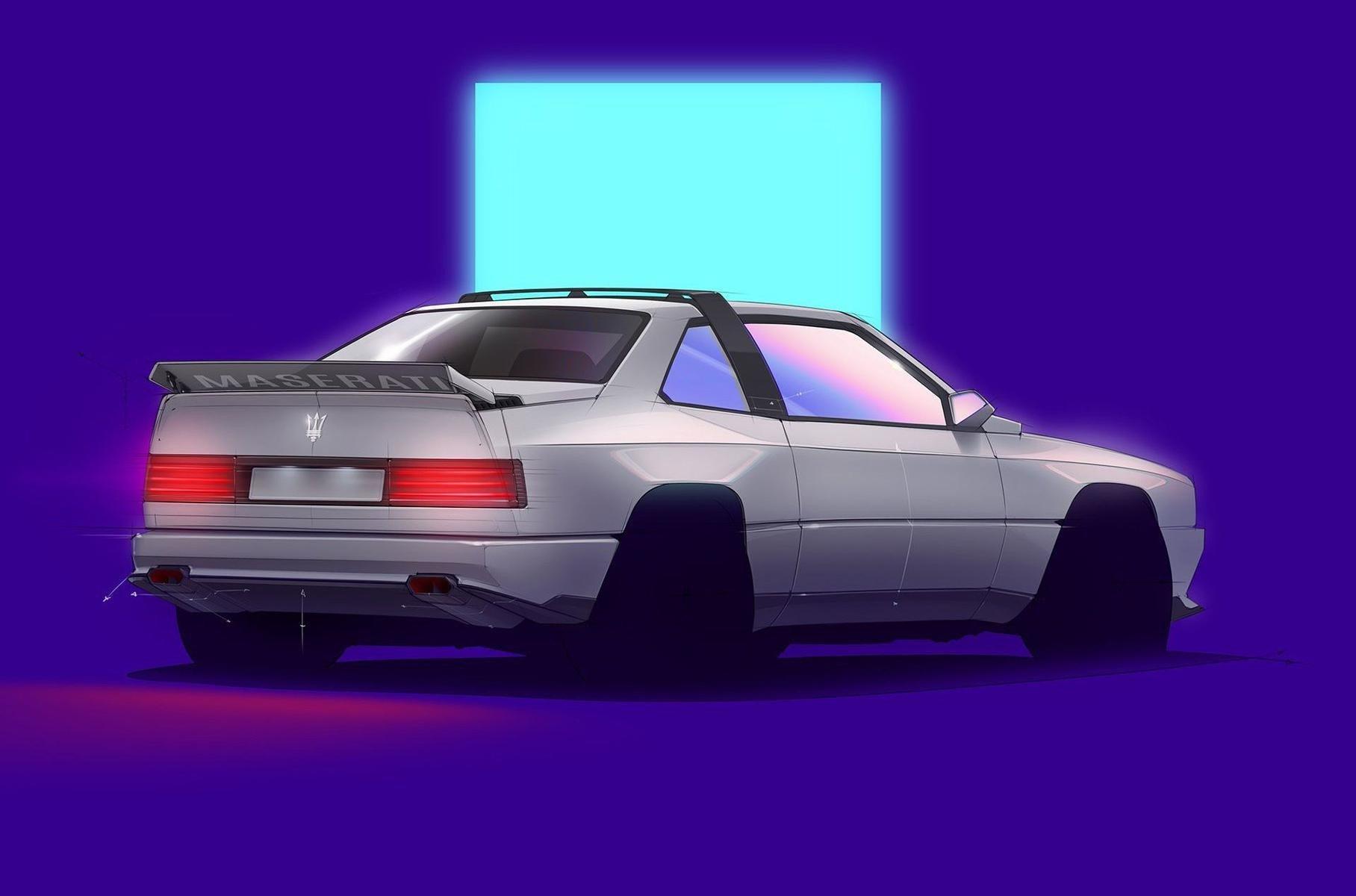 Maserati готовит новую модель