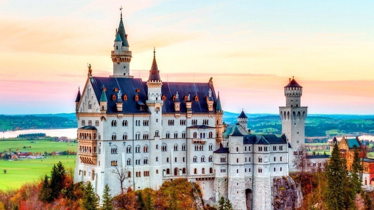 6 самых захватывающих замков Европы