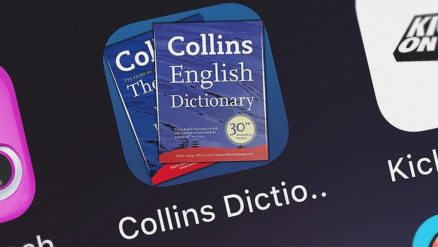 Британский словарь Collins назвал слово года