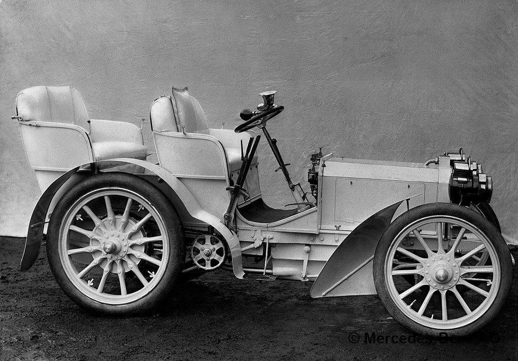 Cамый первый Mercedes отпраздновал 120 лет