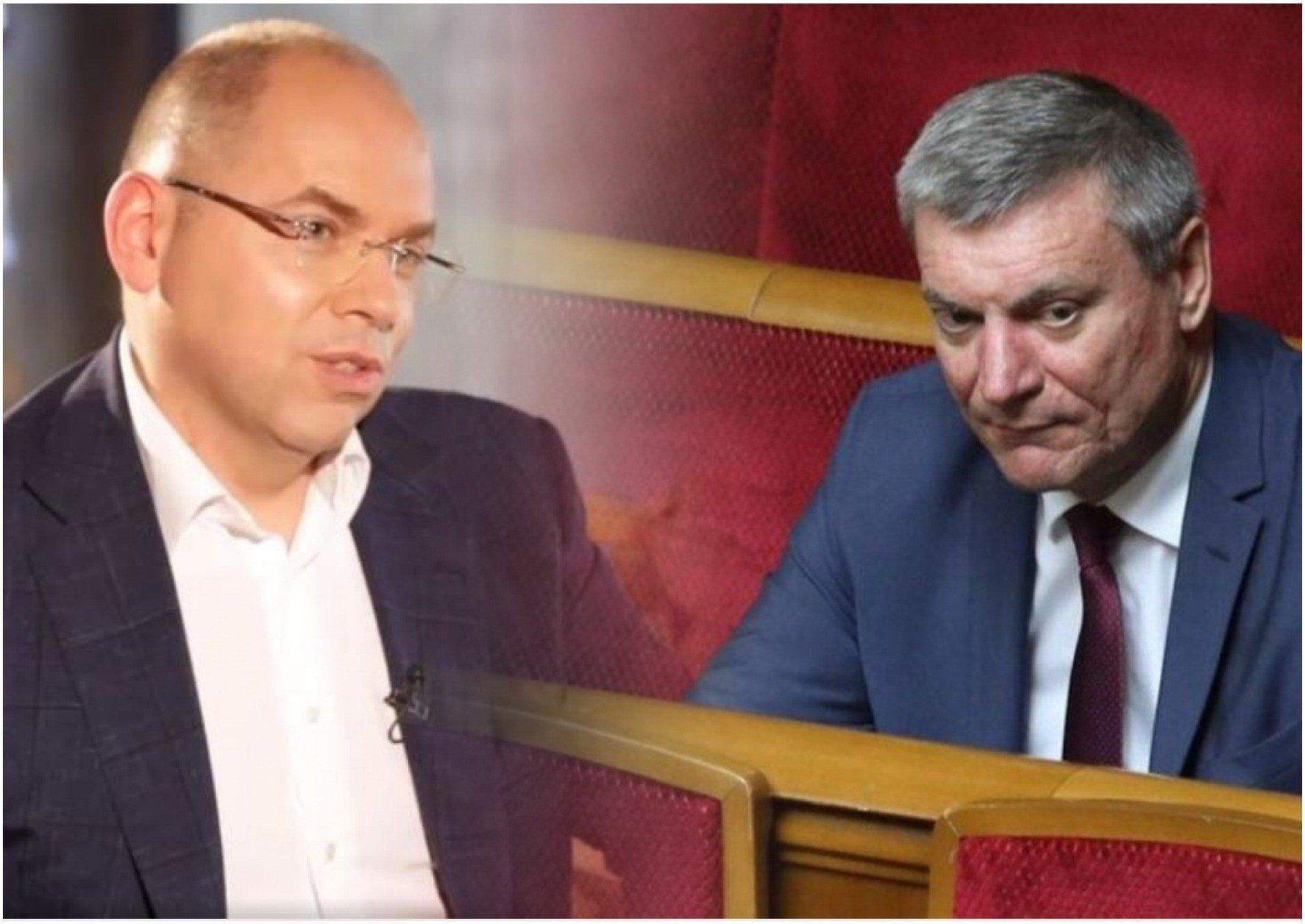 """Почему """"увольняют"""" Уруского и не снимают Степанова"""