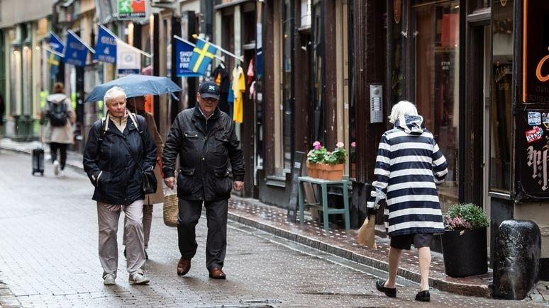 Швеция ошиблась со второй волной коронавируса