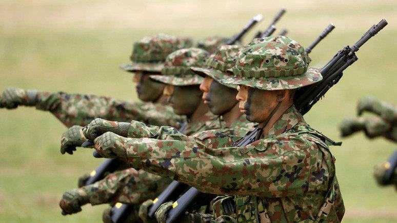 Ползучая милитаризация Японии продолжается