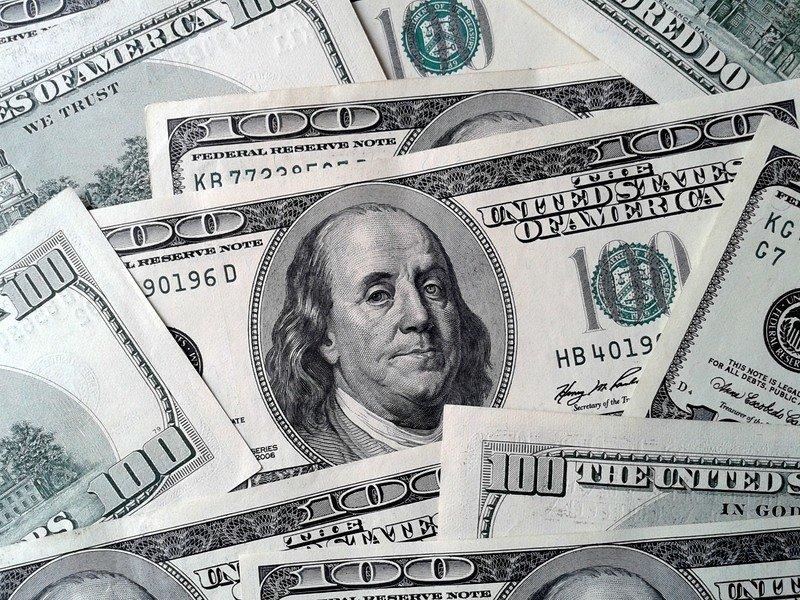 Курс валют в банках Запорожья на понедельник, 23 ноября