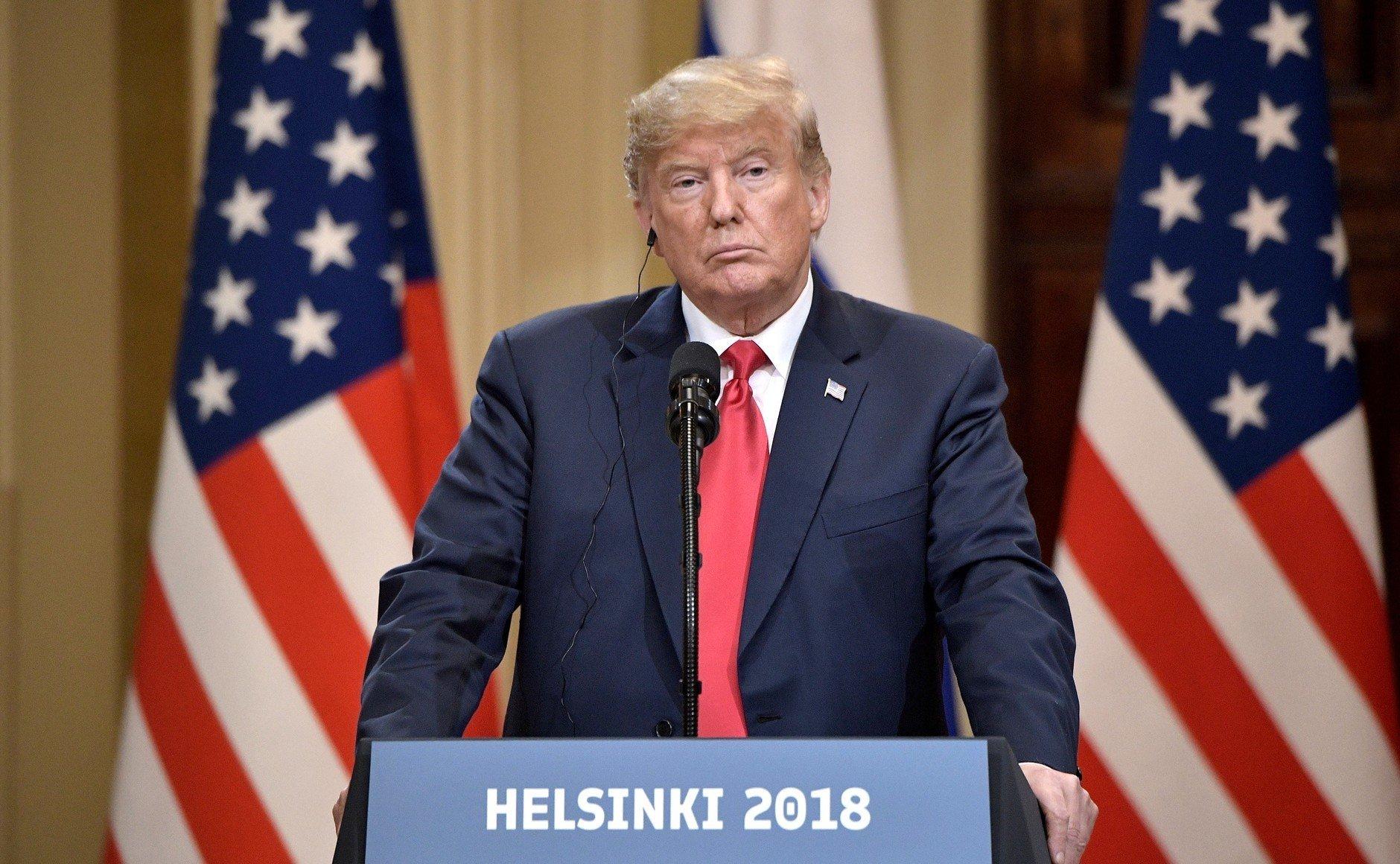 """Покину Белый дом"", — Трамп назвал условия"