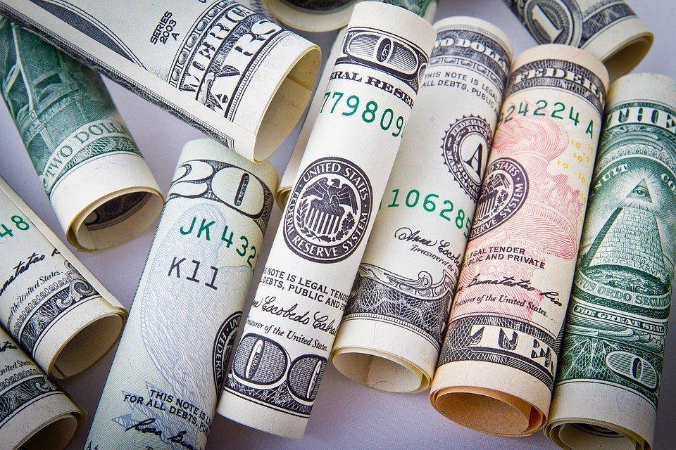 Курс валют в банках Харькова на понедельник, 09 ноября