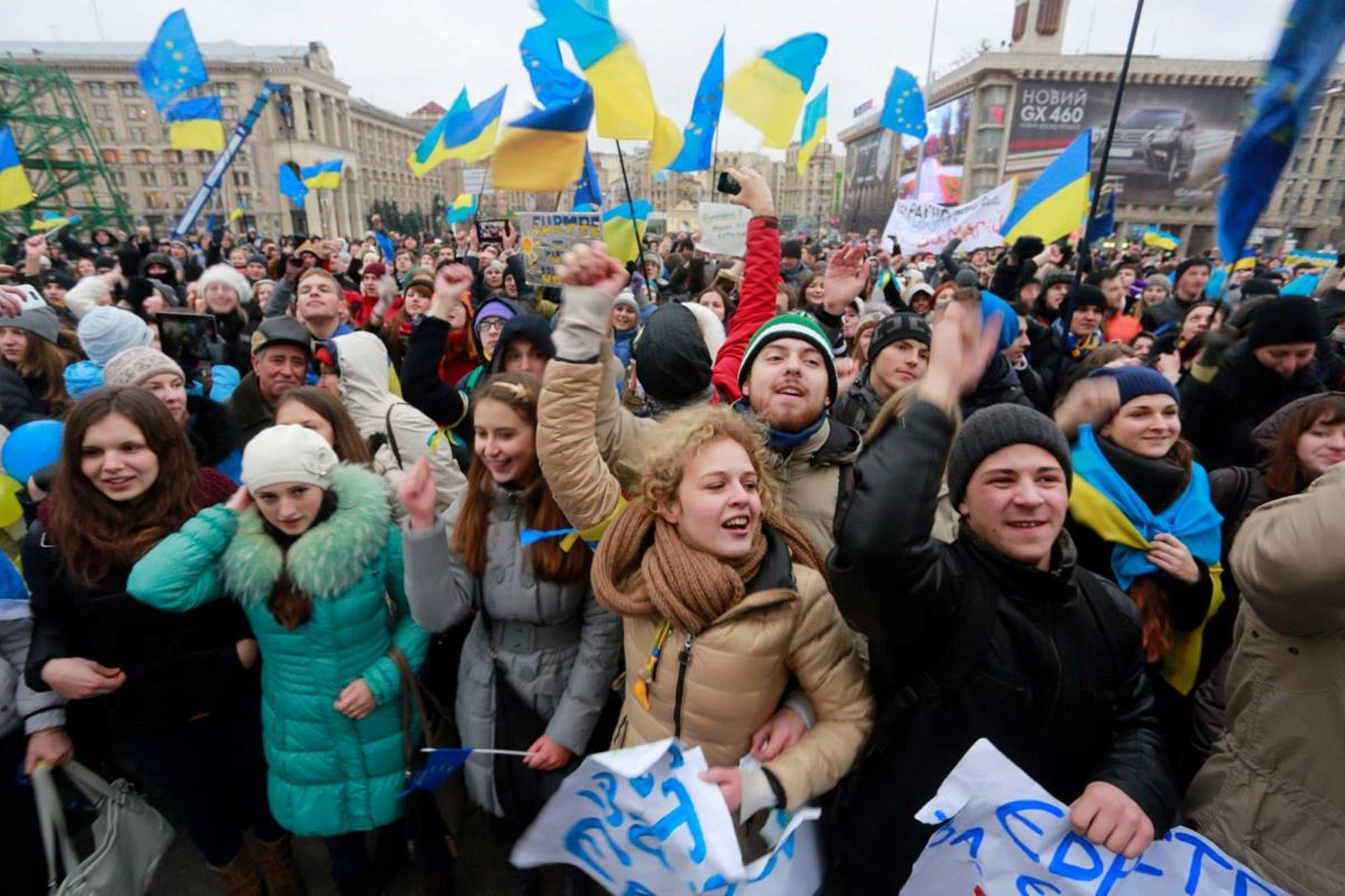 """Слуги"" подготовили закон к годовщине Майдана"