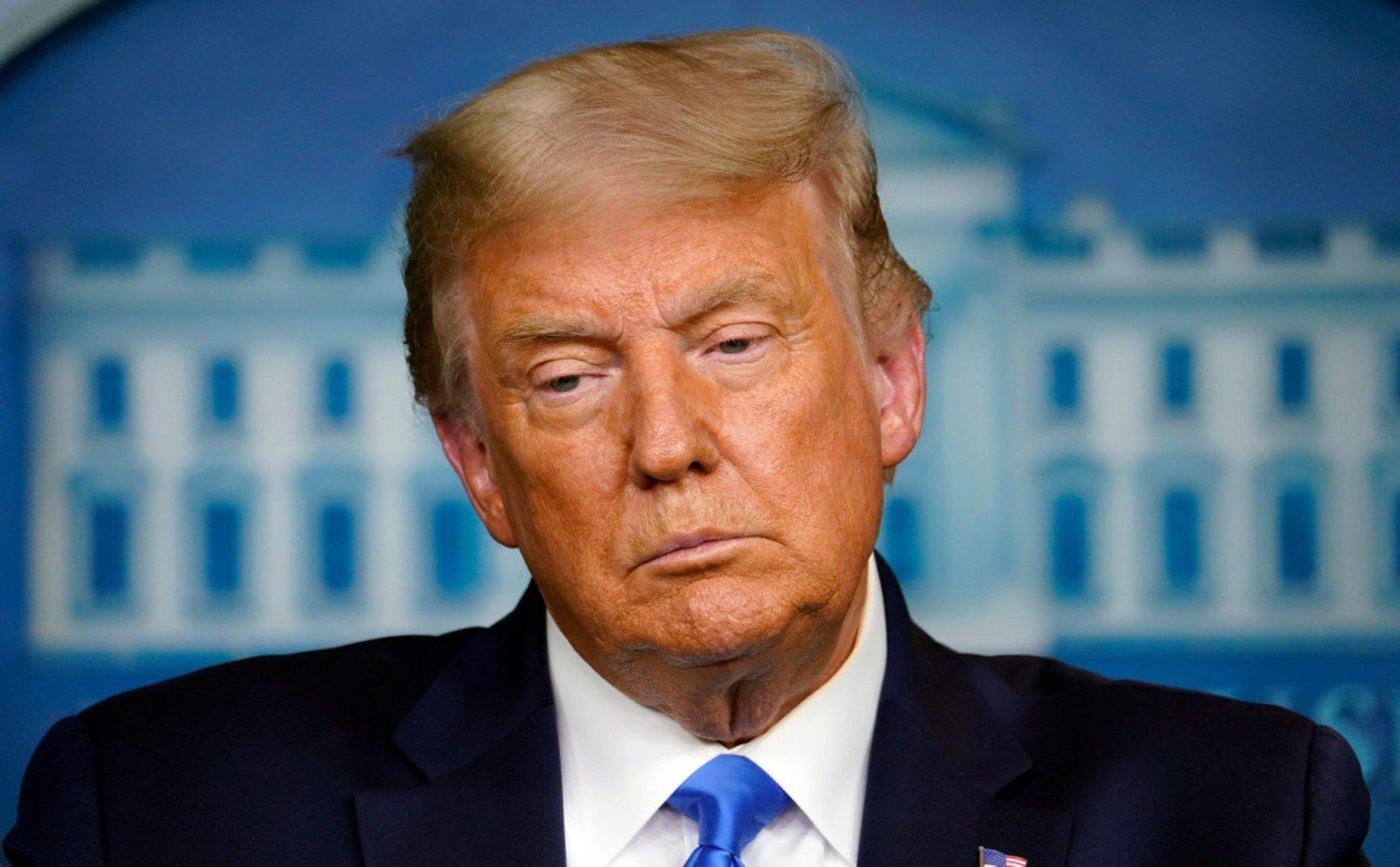 Трамп назвал виновных в своем поражении
