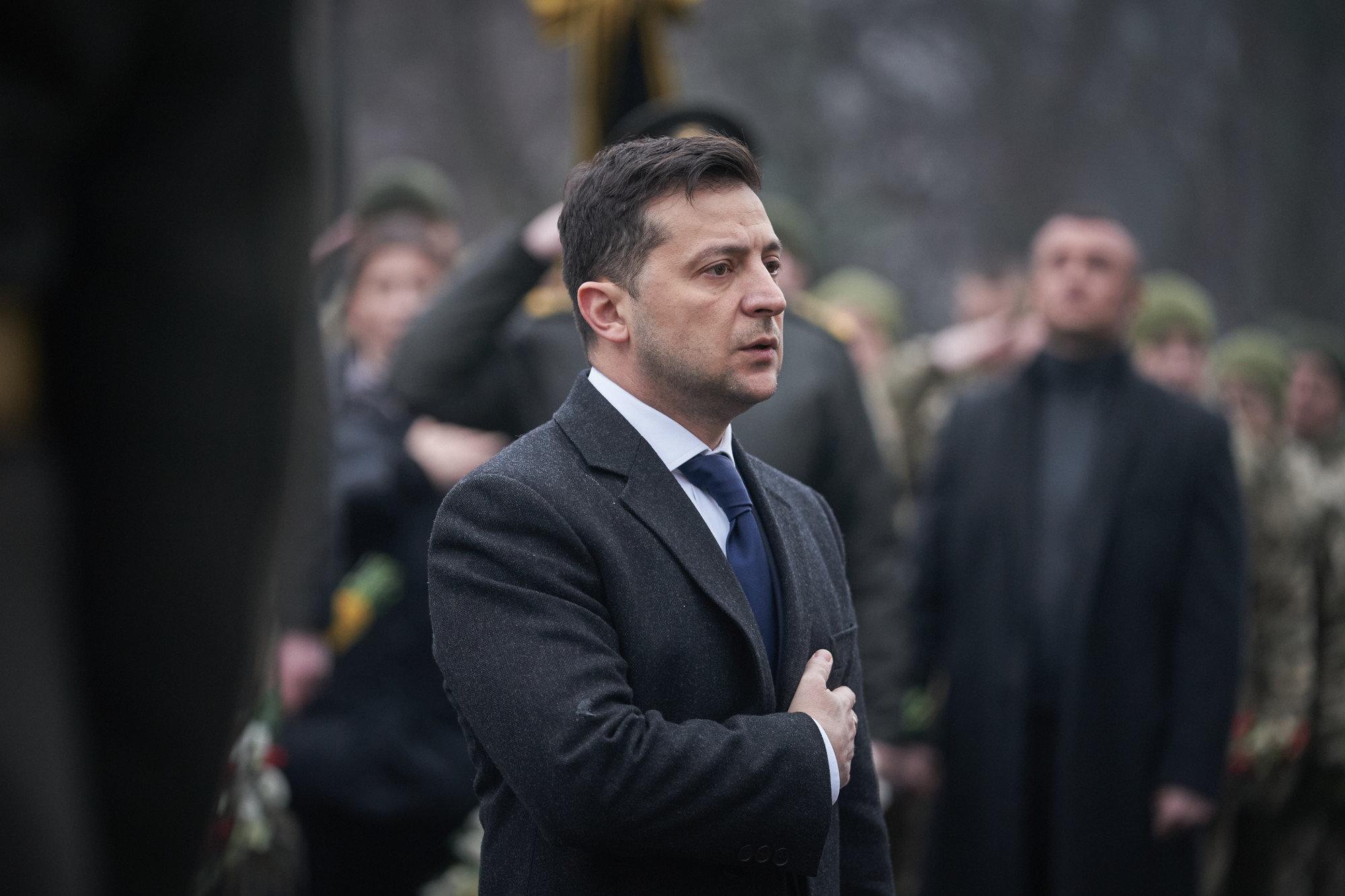 Зеленский отреагировал на убийство в Кривом роге