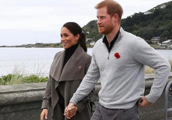 Меган Маркл уезжает от принца Гарри, - СМИ
