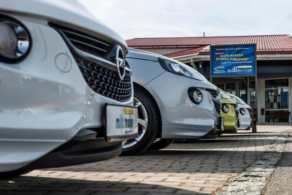 В Украине вырос спрос на б/у автомобили