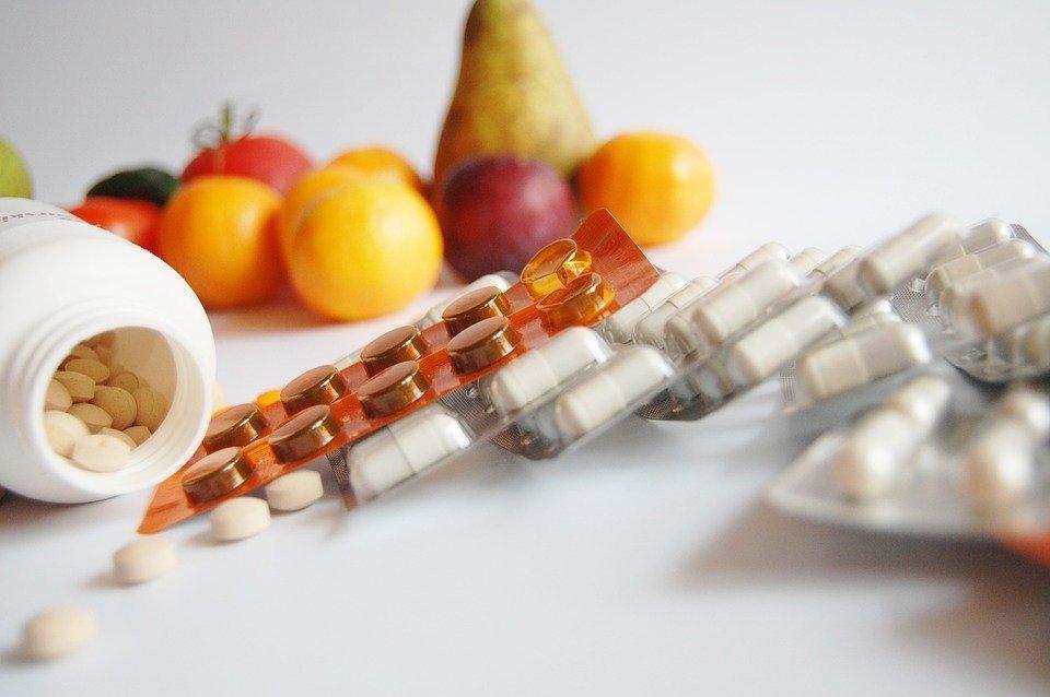 Витамины против коронавируса