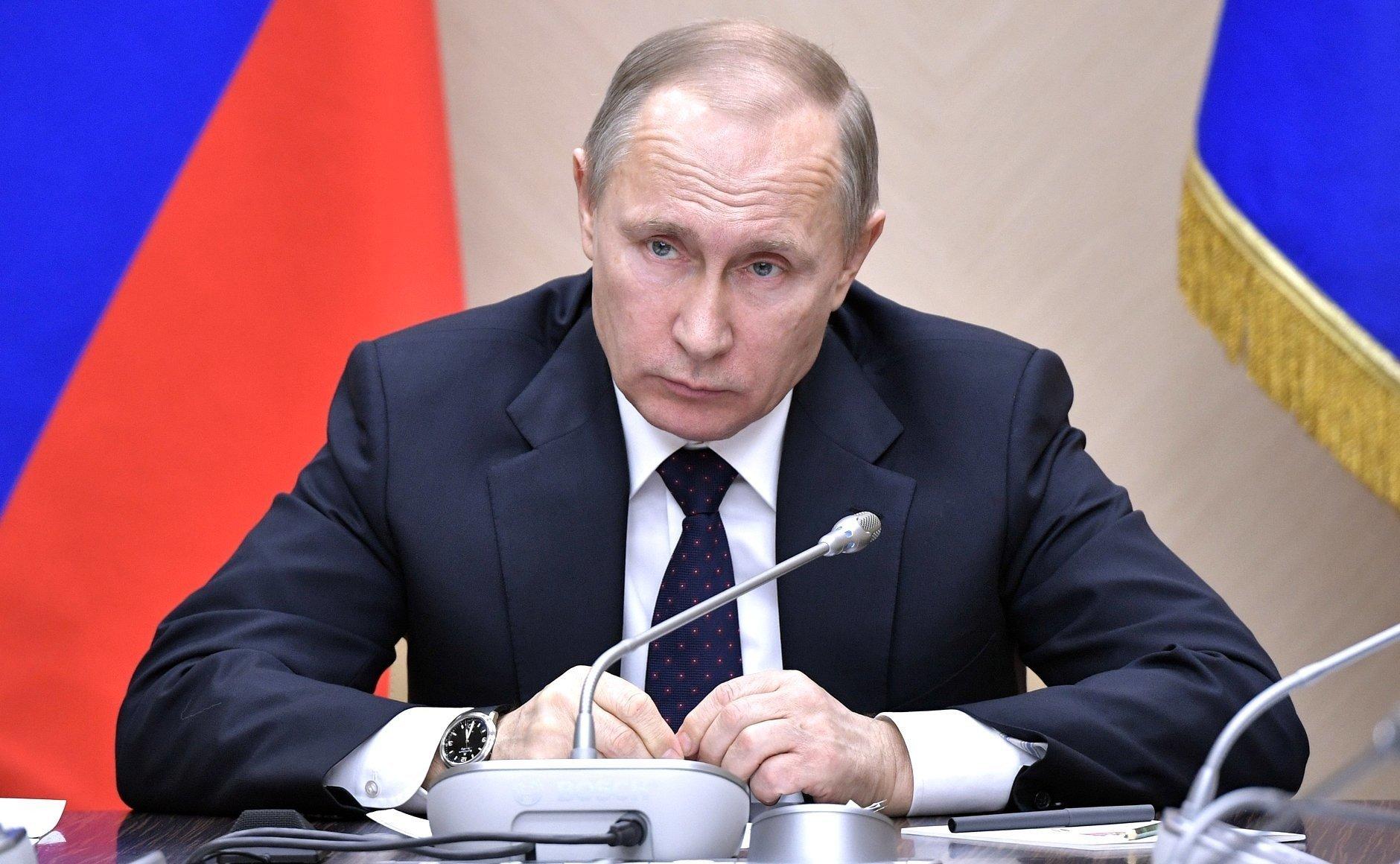 """Путин прячется от ковида в """"бункере"""", — немецкая пресса"""