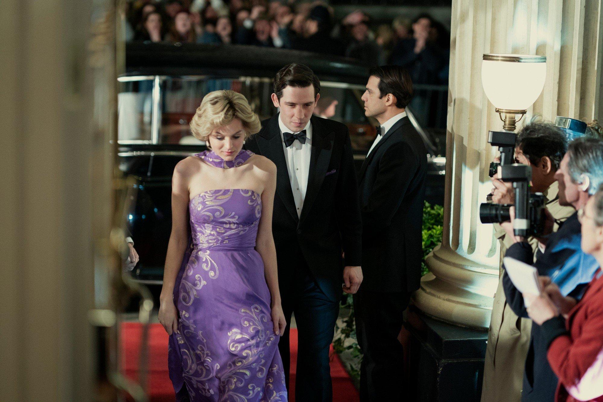Великобритания обратится к Netflix из-за сериала