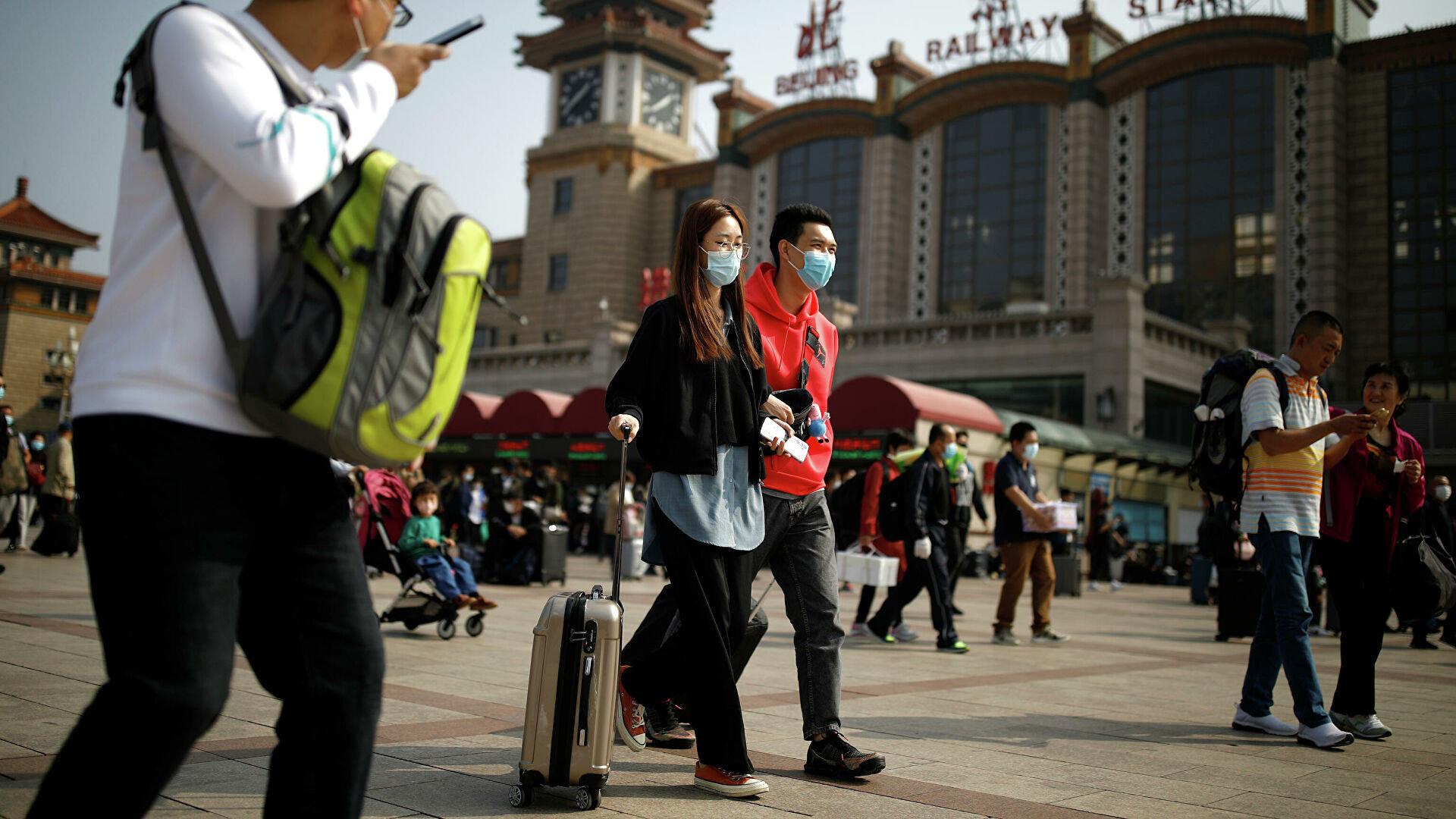 """Китай предложил создать """"коды здоровья"""""""