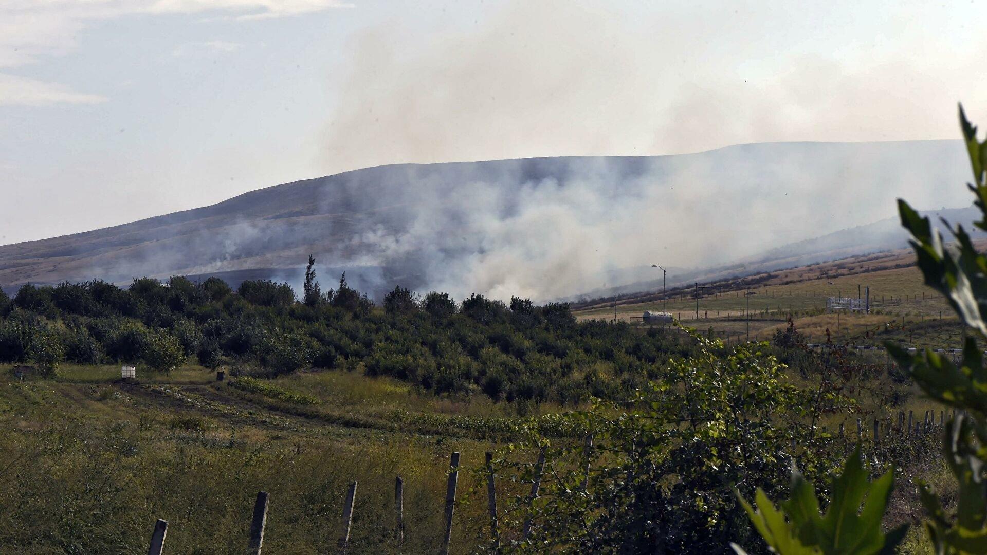Карабах: новое перемирие сорвано