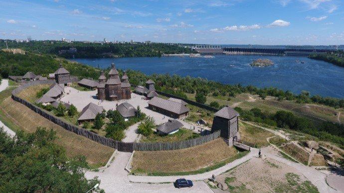 На Хортице обнаружили 2500-летнее скифское захоронение