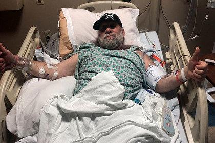 Бывший чемпион UFC пережил сердечный приступ