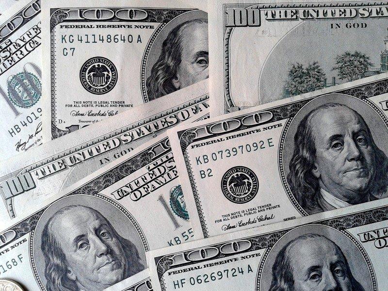 Курс валют в банках Житомира на понедельник, 23 ноября