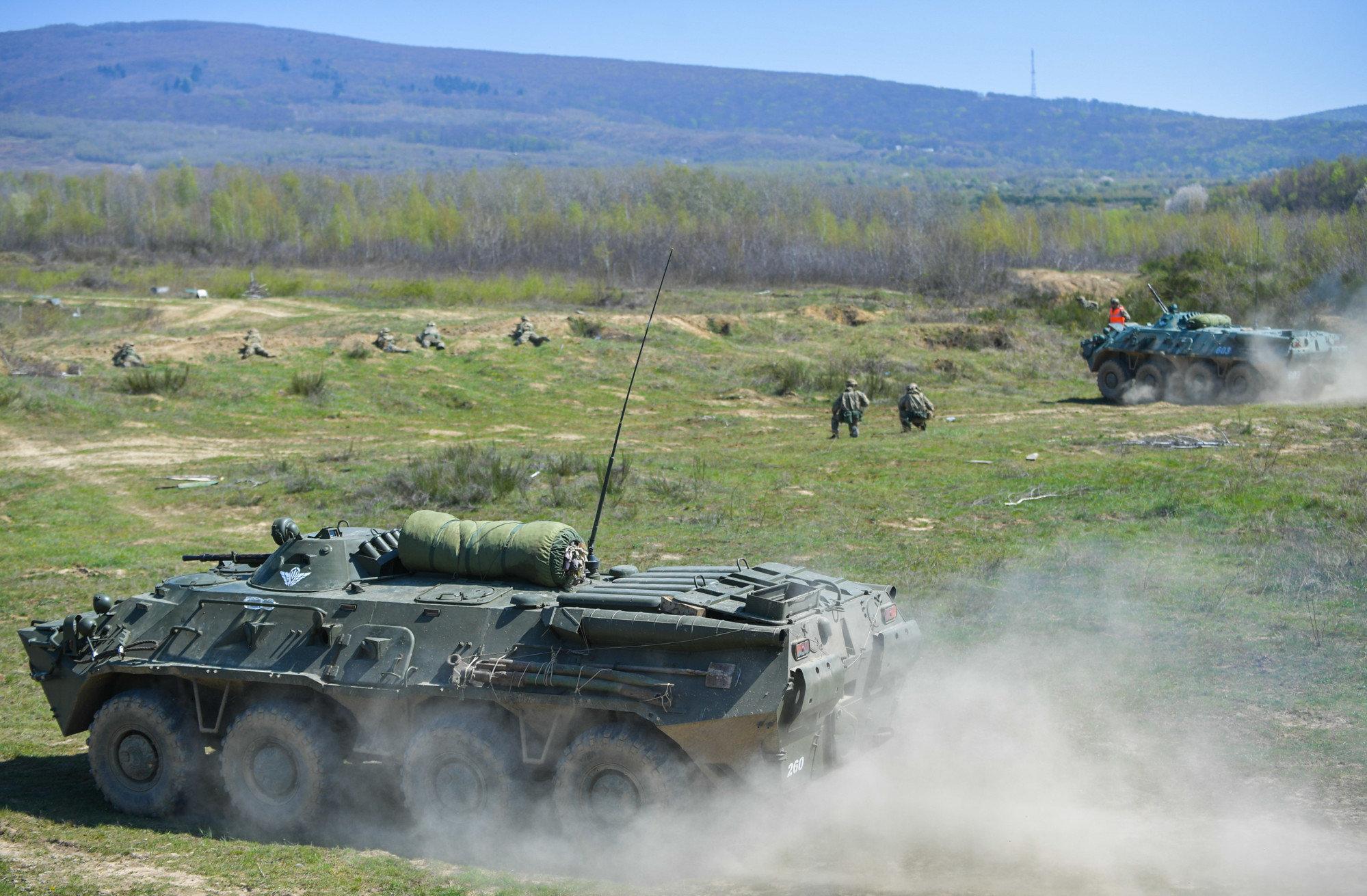 В РФ оценили возможности танков против ракет Javelin