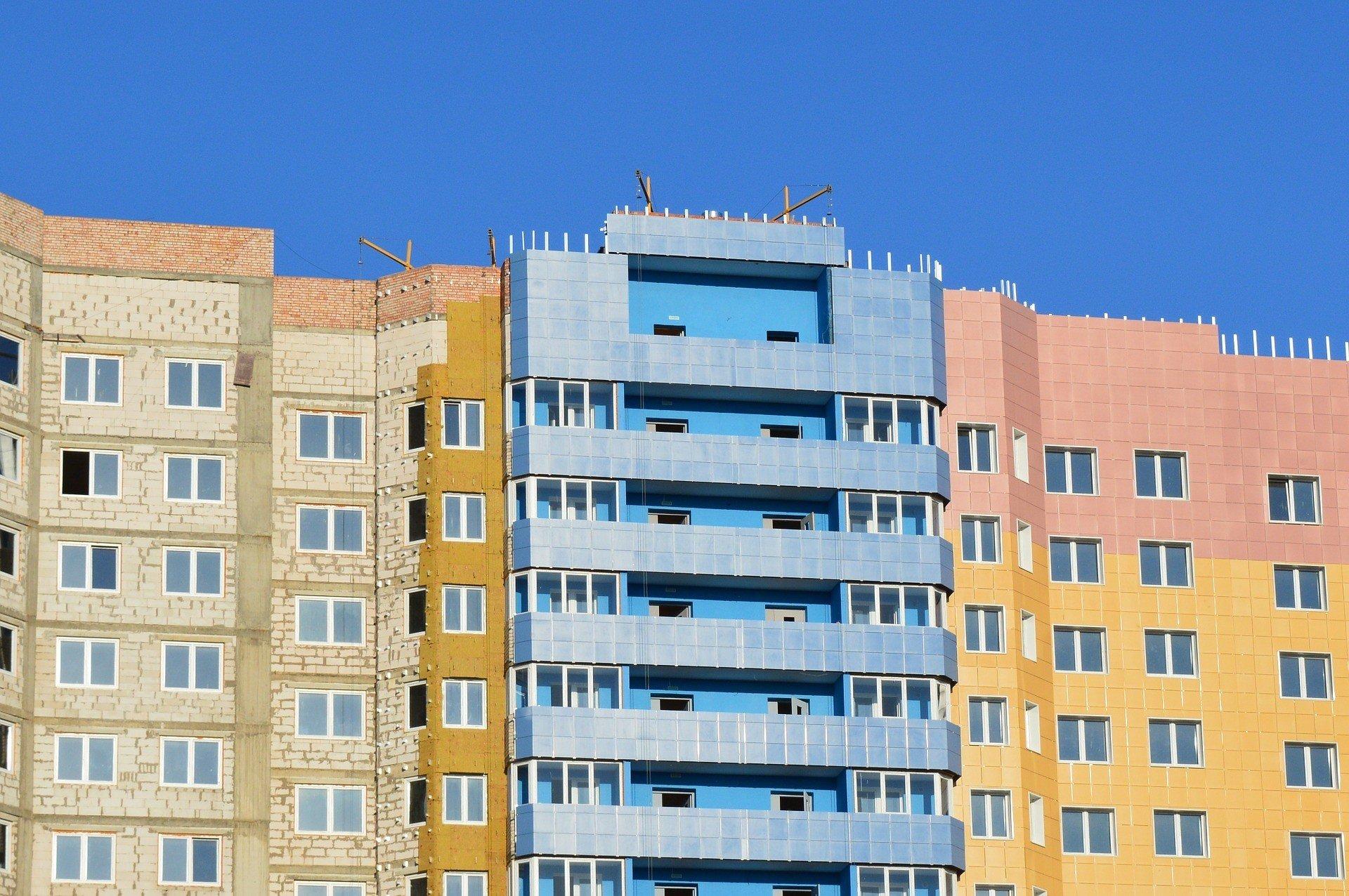 В Украине займутся реновацией жилья