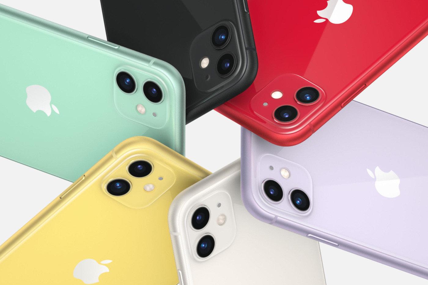 Названы самые популярные смартфоны в мире