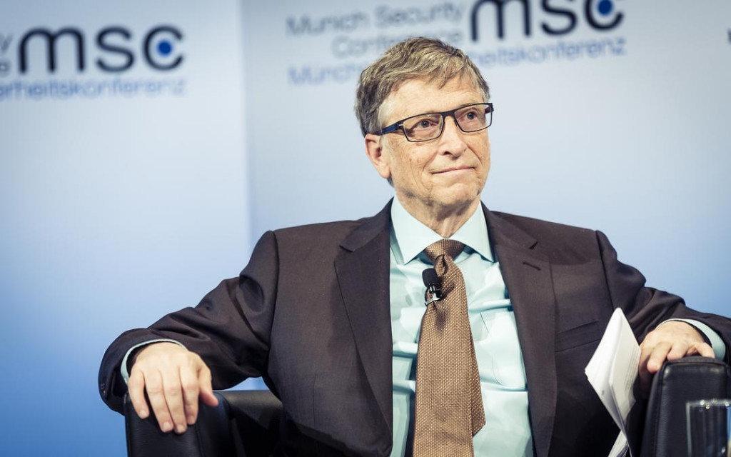 Билл Гейтс ответит на вопросы человечества