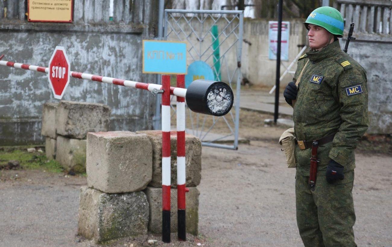России выгодно заморозить конфликт в Приднестровье