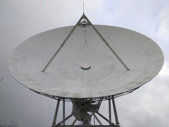 Введен в эксплуатацию новый украинский радиотелескоп РТ-32