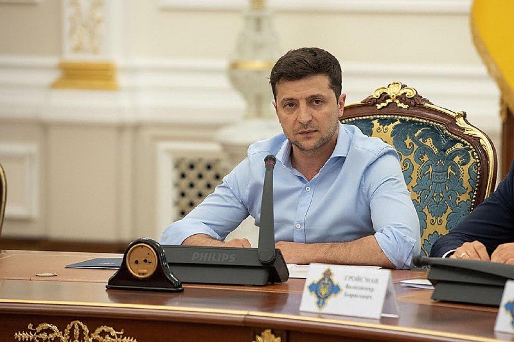 """Я не """"ломаю"""" антикоррупционные органы – Зеленский"""
