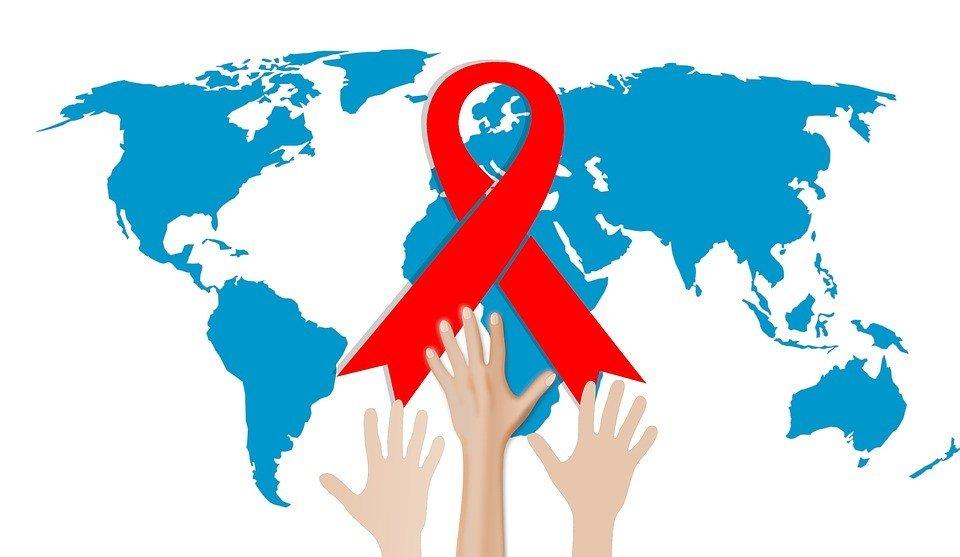 В Украине в ноябре - более 1 тыс. случаев ВИЧ