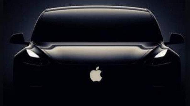 Электрокар Apple анонсирован на 2024 год