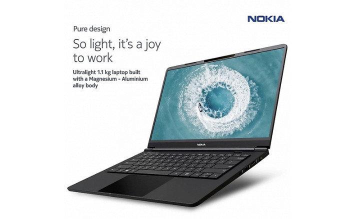Появились подробности о ноутбуке Nokia PureBook X14