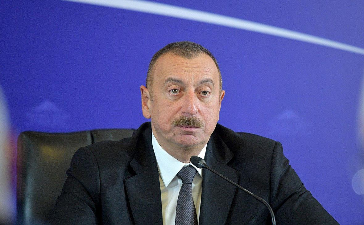 """Почему Алиев """"вписался"""" за премьера Армении Пашиняна"""