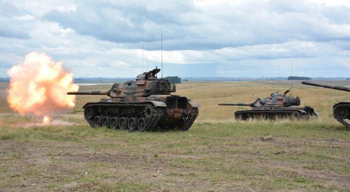 Вооружение Украины: нужны ли нам старые танки США