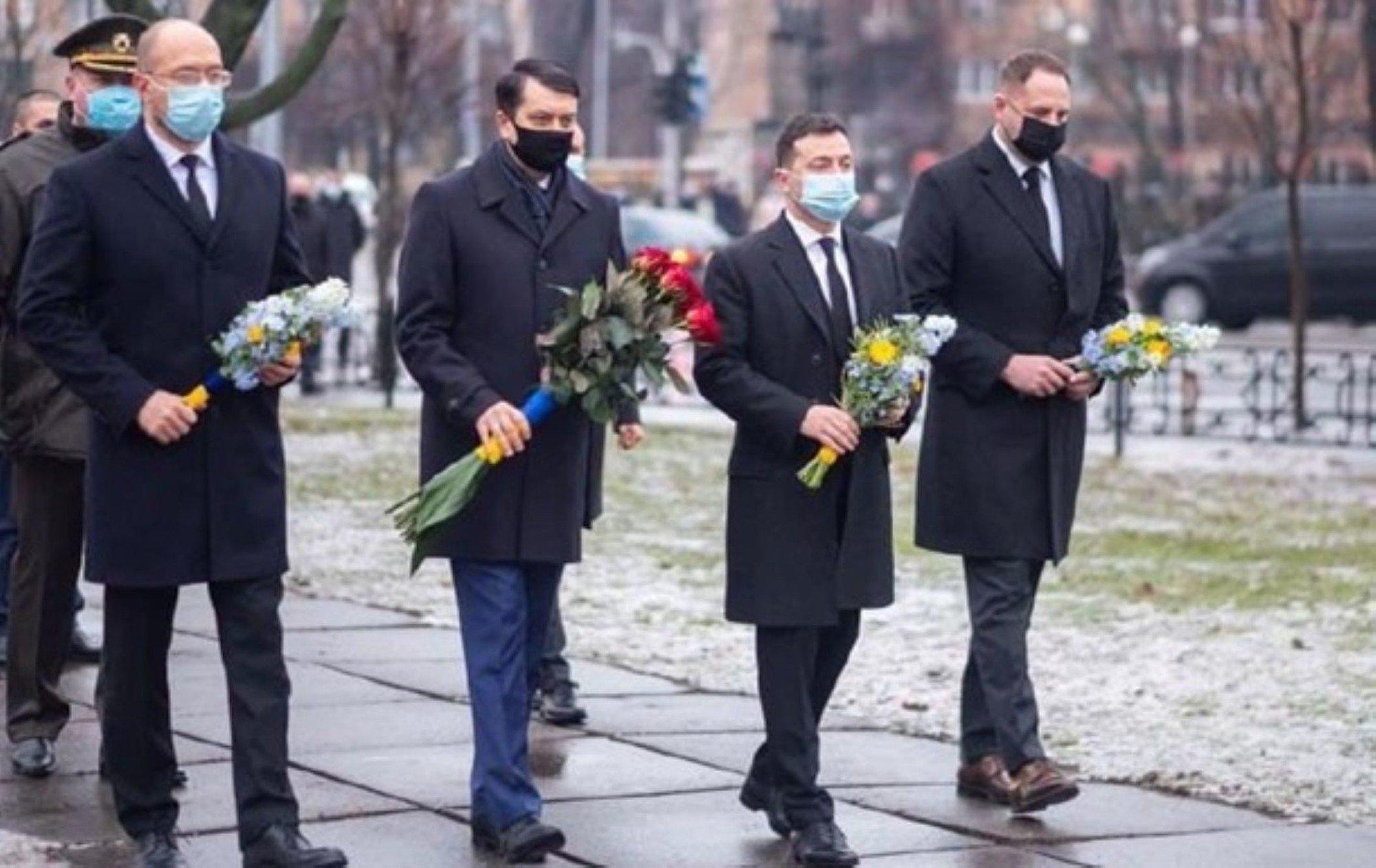 Президент почтил память погибших ликвидаторов
