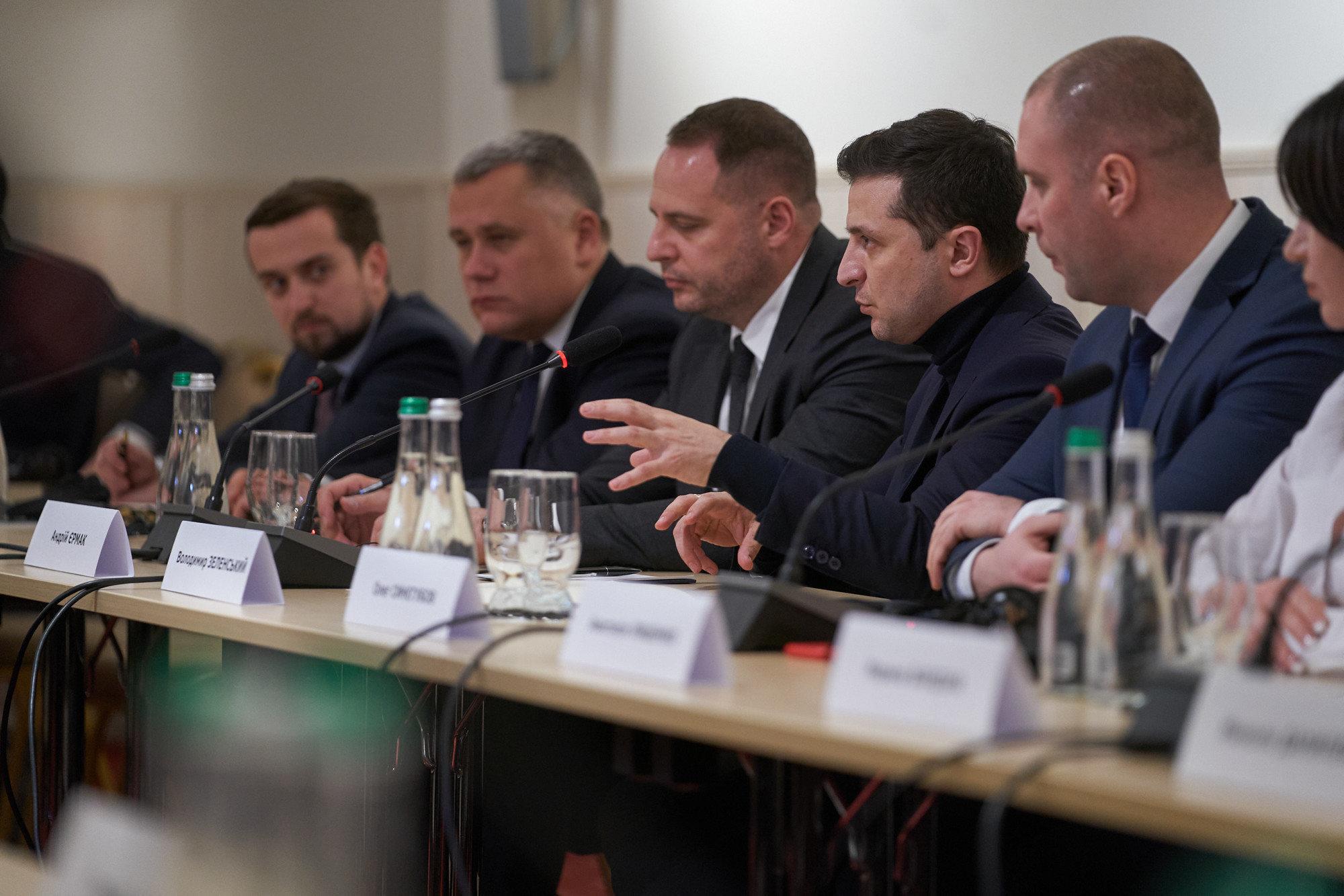"""В 2021 году Украина сделает """"большой скачок"""",- Ермак"""