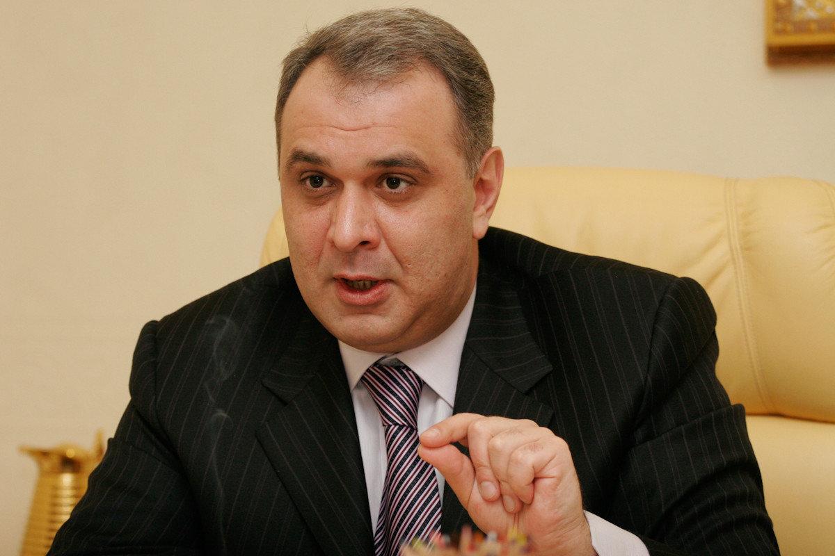 Жвания приехал к генпрокурору после заявлений о компромате