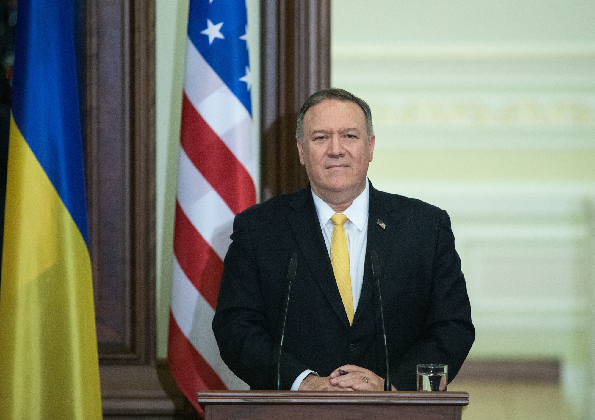 Помпео назвал Россию врагом США