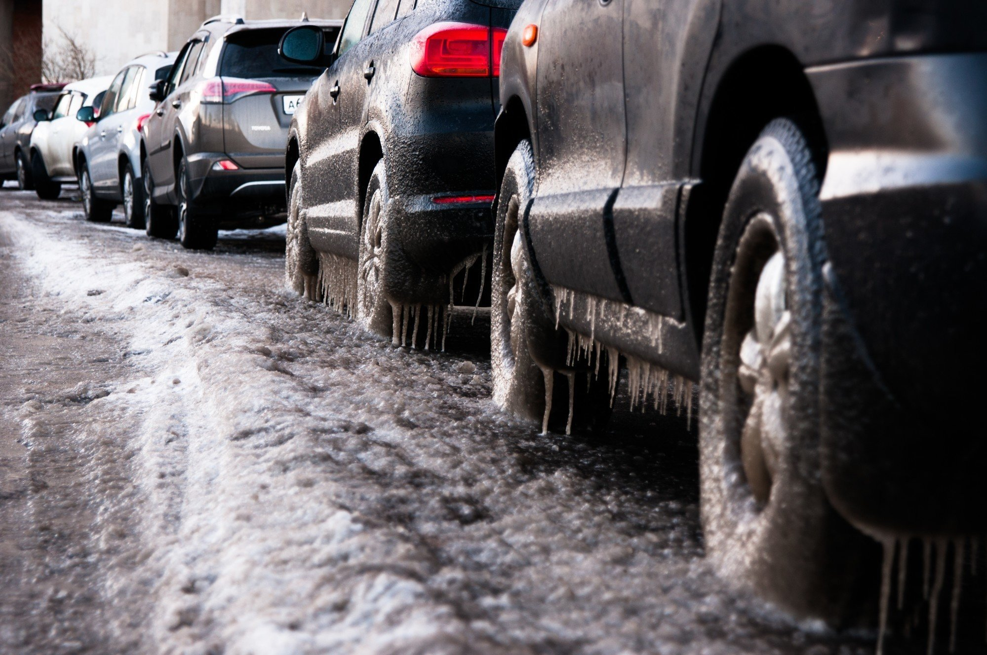 В Укравтодоре рассказали о ситуации на ключевых дорогах